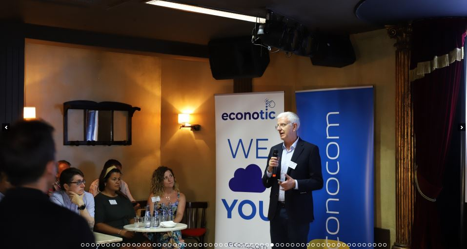 Econocloud is presented in Mallorca